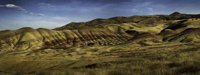 Painted Hills 2 art print by Duncan for $43.75 CAD