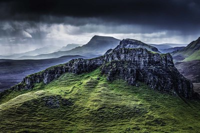 The Quiraing 2 art print by Duncan for $43.75 CAD