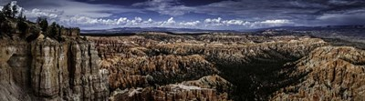 Bryce Inspiration Point art print by Duncan for $60.00 CAD