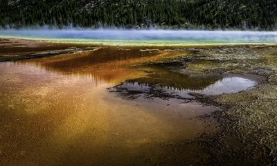 Grand Prismatic art print by Duncan for $41.25 CAD
