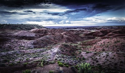 Painted Desert art print by Duncan for $41.25 CAD