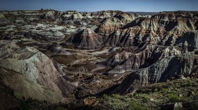 Painted Desert 2 art print by Duncan for $40.00 CAD