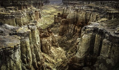 Red Canyon Lands 3 art print by Duncan for $41.25 CAD