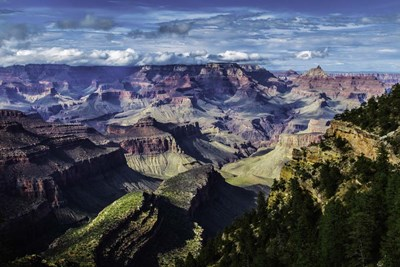 Grand Canyon South 4 art print by Duncan for $43.75 CAD