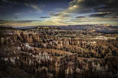 Bryce Canyon Sunset art print by Duncan for $43.75 CAD