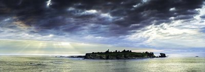 Cape Flattery Sunset art print by Duncan for $42.50 CAD