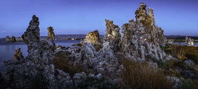 Mono Lake Twilight Crop 2 art print by Duncan for $35.00 CAD