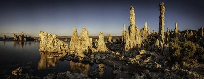 Mono Lake Sunset 2 art print by Duncan for $45.00 CAD