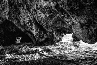 Matador Arch Black & White art print by Duncan for $43.75 CAD