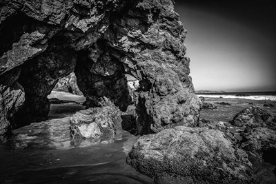 Matador Arch 3 Black & White art print by Duncan for $43.75 CAD
