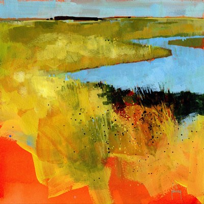 Backwaters art print by Paul Bailey for $80.00 CAD
