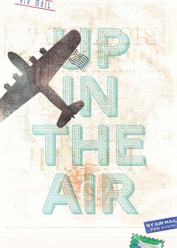 Up in the Air art print by Hannes Beer for $55.00 CAD