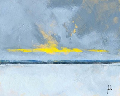 Winter Solace art print by Paul Bailey for $40.00 CAD