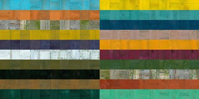 Wooden Abstract VIII art print by Michelle Calkins for $52.50 CAD