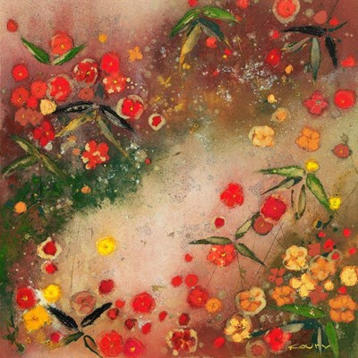 Gardens in the Mist XI art print by Aleah Koury for $56.25 CAD