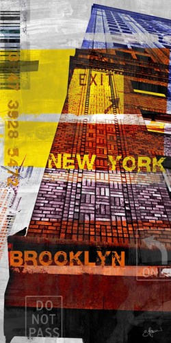 New York Sky III art print by Sven Pfrommer for $52.50 CAD