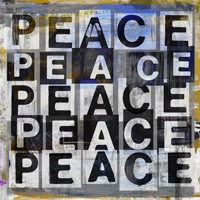 Peace art print by Sven Pfrommer for $80.00 CAD