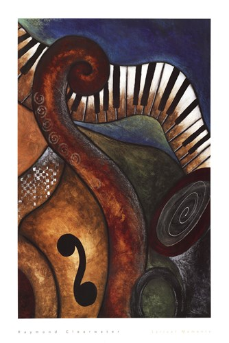 Lyrical Moments art print by Raymond Clearwater for $43.75 CAD
