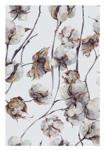 Cotton I art print by Heaven on 3rd for $51.25 CAD