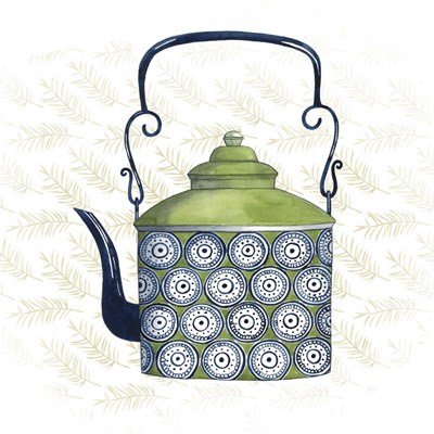 Sweet Teapot IV art print by Grace Popp for $32.50 CAD