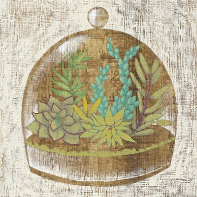 Glass Garden I art print by Chariklia Zarris for $46.25 CAD