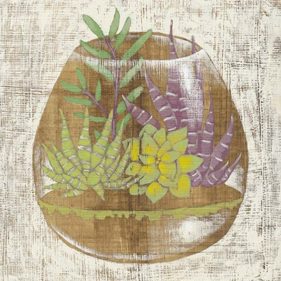 Glass Garden II art print by Chariklia Zarris for $46.25 CAD