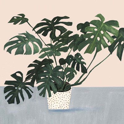 Houseplant III art print by Victoria Borges for $112.50 CAD