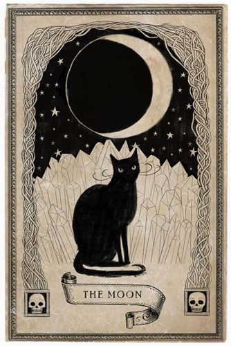 Fortune Tarot II art print by Victoria Borges for $42.50 CAD