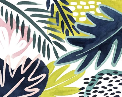 Tropical Salve II art print by Grace Popp for $53.75 CAD
