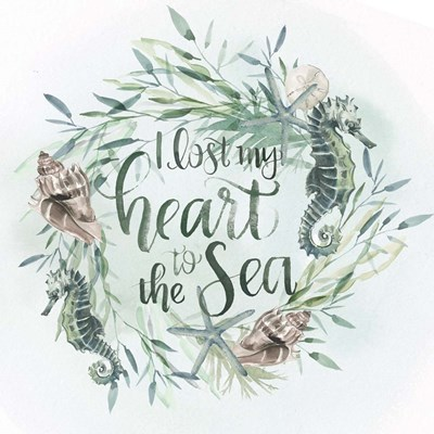 Drawn to the Sea IV art print by Jennifer Parker for $32.50 CAD