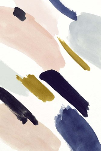 Brushmarks I art print by Victoria Borges for $42.50 CAD