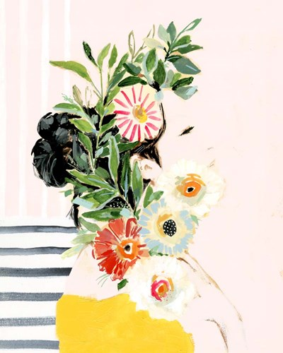 Grow Your Own Way I art print by Victoria Borges for $53.75 CAD