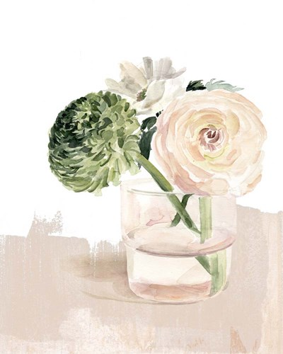 Bud Vase II art print by Jennifer Parker for $53.75 CAD