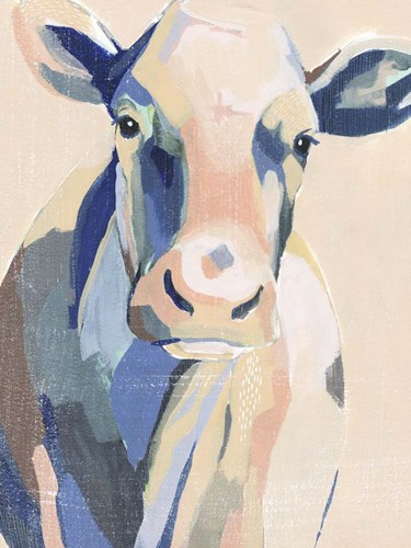 Hertford Holstein I art print by Grace Popp for $63.75 CAD