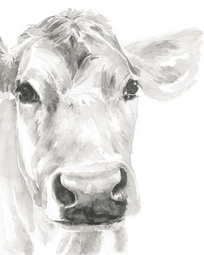Farm Faces I art print by Jennifer Parker for $53.75 CAD