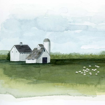 Delilah's Farm I art print by Grace Popp for $53.75 CAD