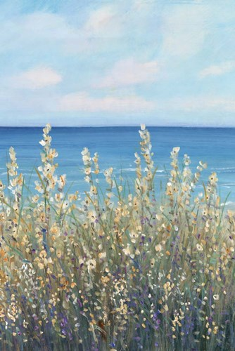 Flowers at the Coast I art print by Timothy O'Toole for $77.50 CAD