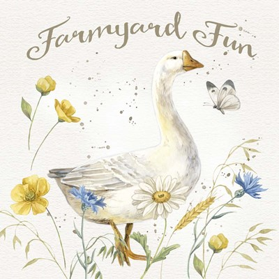 Nostalgic Farm VI art print by Jane Maday for $32.50 CAD