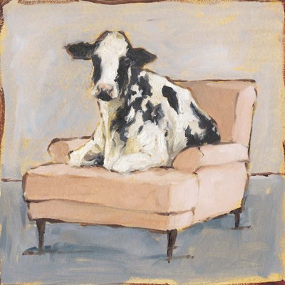 Moo-ving In II art print by Ethan Harper for $53.75 CAD
