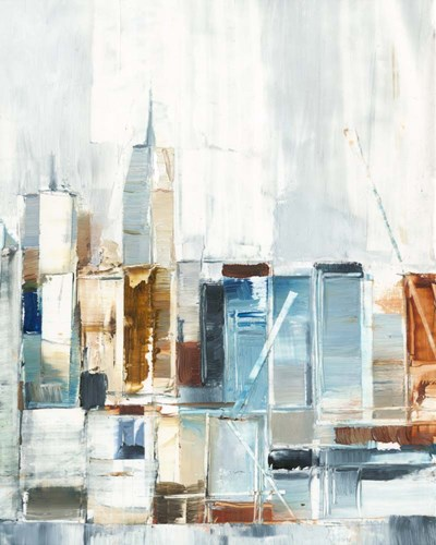 City Colors II art print by Ethan Harper for $53.75 CAD