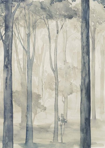 Whispering Woodland I art print by Grace Popp for $75.00 CAD