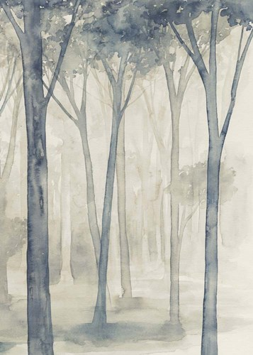 Whispering Woodland II art print by Grace Popp for $75.00 CAD