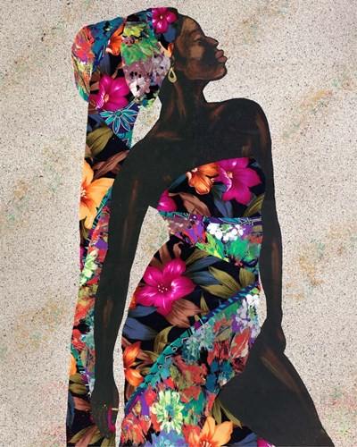 Woman Strong I art print by Alonzo Saunders for $87.50 CAD