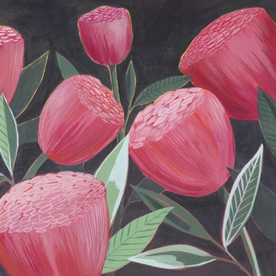 Blush Blossoms II art print by Grace Popp for $53.75 CAD