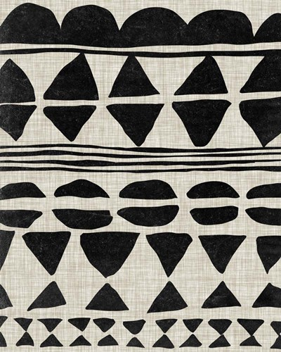 Monochrome Quilt II art print by Melissa Wang for $53.75 CAD