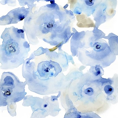 Blue Roses I art print by Timothy O'Toole for $53.75 CAD
