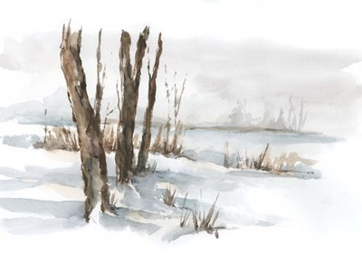 First Snowfall II art print by Ethan Harper for $63.75 CAD