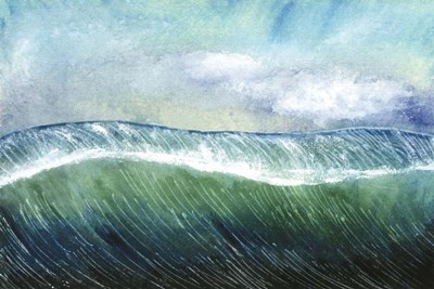 Big Surf I art print by Alicia Ludwig for $60.00 CAD