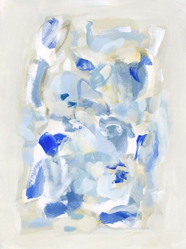 Tinted Abstract I art print by Christina Long for $63.75 CAD