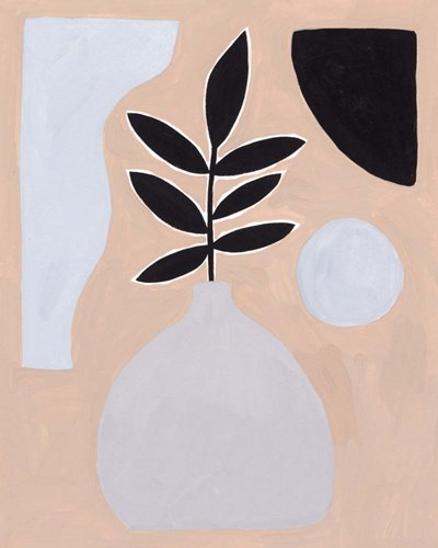 Pale Abstraction IV art print by Melissa Wang for $53.75 CAD